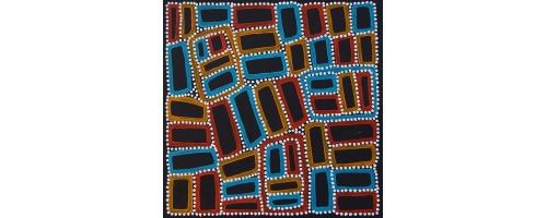Tingari (Men's Business) - Walala Tjapaltjarri